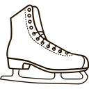 Skating Roller Icon