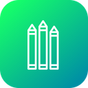 Sketchpen Marker Highlighter Icon