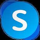 Skype Office 365 Communication Icon