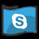 Skype Social Media Social Network Icon