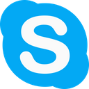Skype Social Media Logo Icon