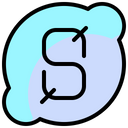 Social Network Brand Icon