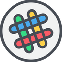 Slack Slack Logo Social Media Icon