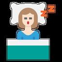 Sleep Nap Relax Icon