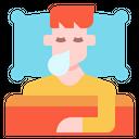 Sleep Sleepy Person Icon