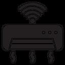 Ac Conditioner Air Icon