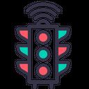 Smart Ciy Traffic Icon