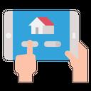 Smart Home Setting Icon