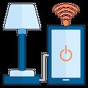 Smart Lamp Room Lamp Lamp Icon
