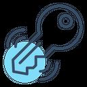 Smart lock Icon