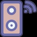 Smart Speaker Sound Speaker Icon