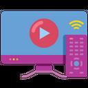 Smart Tv Television Tv Icon