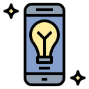 Smartphone Electronic Search Icon