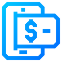 Smartphone Payment Finance Icon
