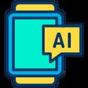 Smartwatch Ai Icon