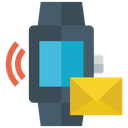 Smartwatch Technology Icon