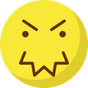 Smiley Face Expression Icon
