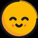 Emoticon Emoji Smiling Icon