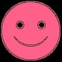 SMILING SMILEY Icon