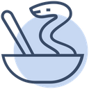 Snack Soup Icon