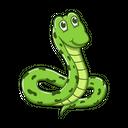 Snake Pet Wildlife Icon