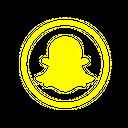 Snapchat Social Media Social Icon