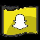 Snapchat Social Media Social Network Icon