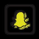 Snapchat Social Media Network Icon