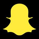 Snapchat Social Media Logo Logo Icon