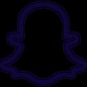 Snapchat Social Logo Social Media Icon