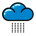 Weather Snow Cloud Icon