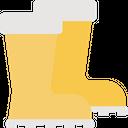Snow Boot Icon