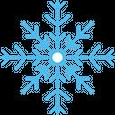 Snowflake Snow Weather Icon