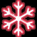 Snowflake Snow Ice Icon
