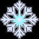 Winter Snowy Nature Icon