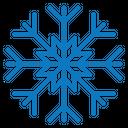 Snowflake Snow Holiday Icon