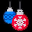 Snowflake Ball Christmas Icon