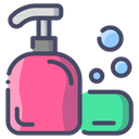 Soap Washing Cleaning Icon