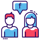 Social Friends Icon