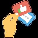 Social Megamet Web Managements Social Media Icon
