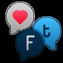 Social Media Internet Communication Icon