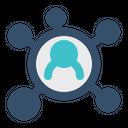 Social User Connect Icon