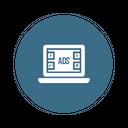 Socialmedia Advertising Digitalmarketing Branding Facebook Twitter 39 Icon