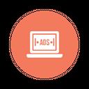 Socialmedia Advertising Digitalmarketing Branding Facebook Twitter 42 Icon