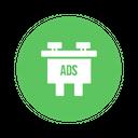 Socialmedia Advertising Digitalmarketing Branding Facebook Twitter 44 Icon
