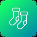 Sock Socks Christmas Icon