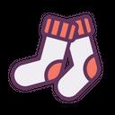 Socks Foot Wear Icon