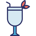 Beverage Detox Water Energy Drink Icon