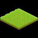 Soil Wheat Icon