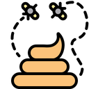 Soil Pollution Soil Poop Icon